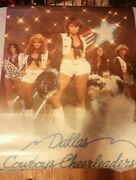 Dallas Cowboys Cheerleaders Poster