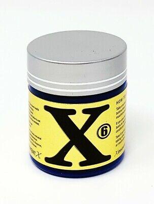 X gold 17500 Masculino Sexual Potenciador 6 Pastilla Botella