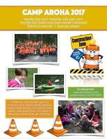 Summer Camp - Camp Aroha 2017
