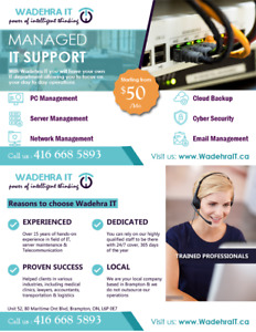 Computer - Server - Network - IT Support