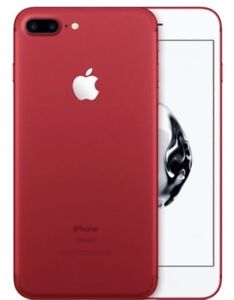 iPhone 7 Plus 128 GB Special Edition Product Red