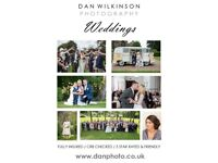 WEDDINGS FROM £200 Leeds Wedding Photographer & Other Photography - 5 Star Rated, Friendly :)