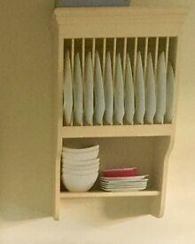 Plate wall unit