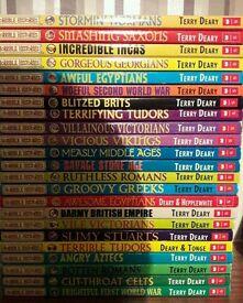 Horrible Histories Book's
