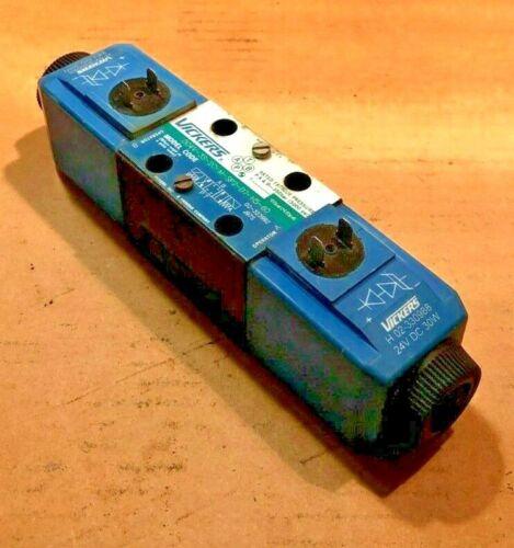 Vickers DGV4-3S-2C-M-SP2-D7-H5-60 Directional Control Valve