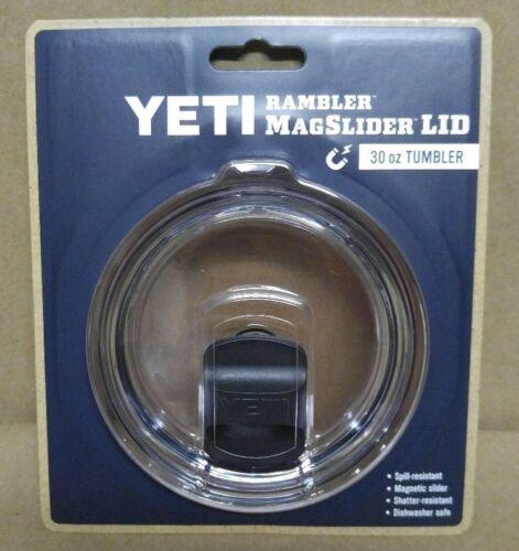 c2128abc971 Orginal Genuine Yeti Rambler 30oz Tumbler Magnetic Lid / MAGSLIDER Lid