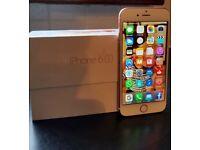 I Phone 6S Rose Gold Unlocked