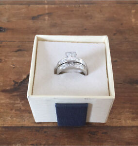 Gorgeous Platinum Wedding and Engagement Set Paddington Brisbane North West Preview