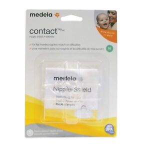 Medela Contact Silicone Nipple Shield 24mm