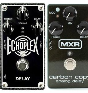 wanted delay pedal