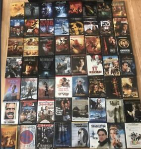 **56 DVD'S FOR SALE**