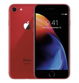 iPhone 8 64gb RED cheap unlocked Manchester