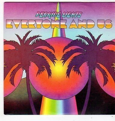 (FG625) Peaking Lights, Everyone And Us - 2014 DJ CD