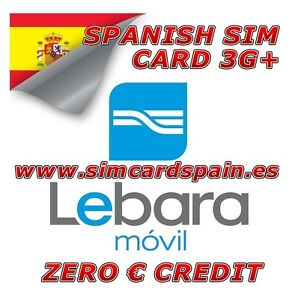SPANISH-LEBARA-MOVIL-PREPAID-PAYG-DATA-SIM-CARD-3G-MOBILE-INTERNET-FOR-SPAIN