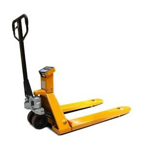 New liftsmart for sale - 2.5T Weight Scale Hand Pallet Jack/Truck Springvale Greater Dandenong Preview