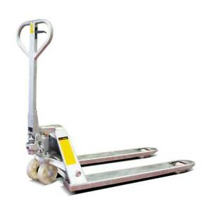 2.5T Galvanised Hand Pallet Jack/Truck Springvale Greater Dandenong Preview