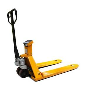 2.5T Weight Scale Hand Pallet Jack/Truck Springvale Greater Dandenong Preview