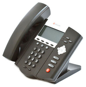 Desktop phones for your business - Polycom SoundPoint IP 450