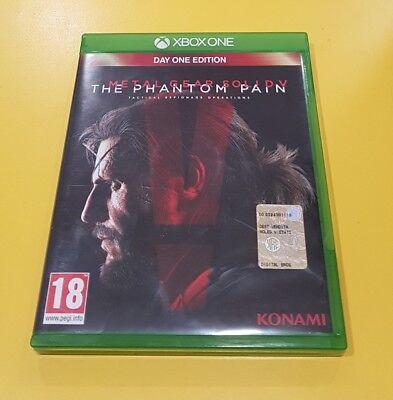 Metal Gear Solid V the Phantom Pain GIOCO Xbox One VERSIONE ITALIANA