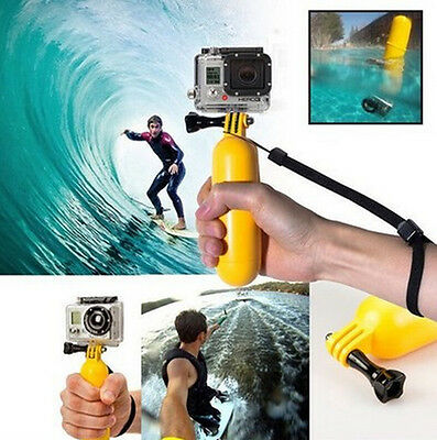 For Gopro Hero3  Hero4 Water Floating Buoyancy Selfie Stick Accessories 2018