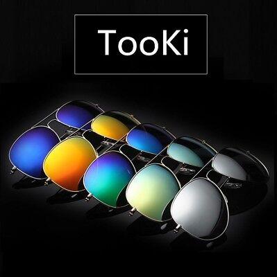 Men Women AVIATOR Glasses Sunglasses Driving Fishing Aviator Goggles Eyewear](Aviator Goggles)