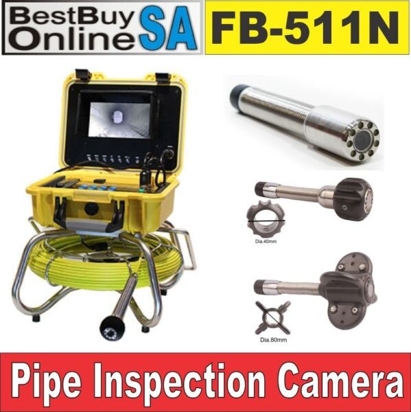 NEW FB311N - Pipe Inspection Camera Systems - Local Stock