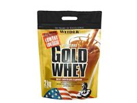 Weider Gold Whey 2000 g -ultrafiltrated whey protein, natural high quality!