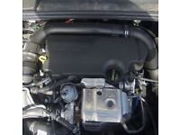 USED - Ford engines Focus / FIESTA 2013 1.0 EcoBoost m2da Bare engine - EnginesOD