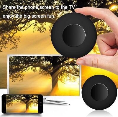 Wireless WiFi Display Dongle Mini Receiver 4K TV AV HDMI Miracast DLNA Airplay Wireless Portable Av Receiver