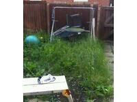 Wanted gardening work
