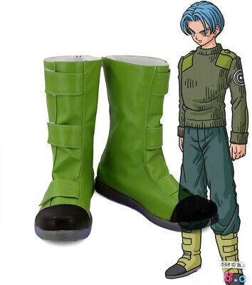 Dragon Ball Torankusu Trunks Schuhe shoes Boots Stiefel Cosplay Kostüme - Trunks Cosplay Kostüm