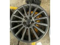 5x100 R32 wheels