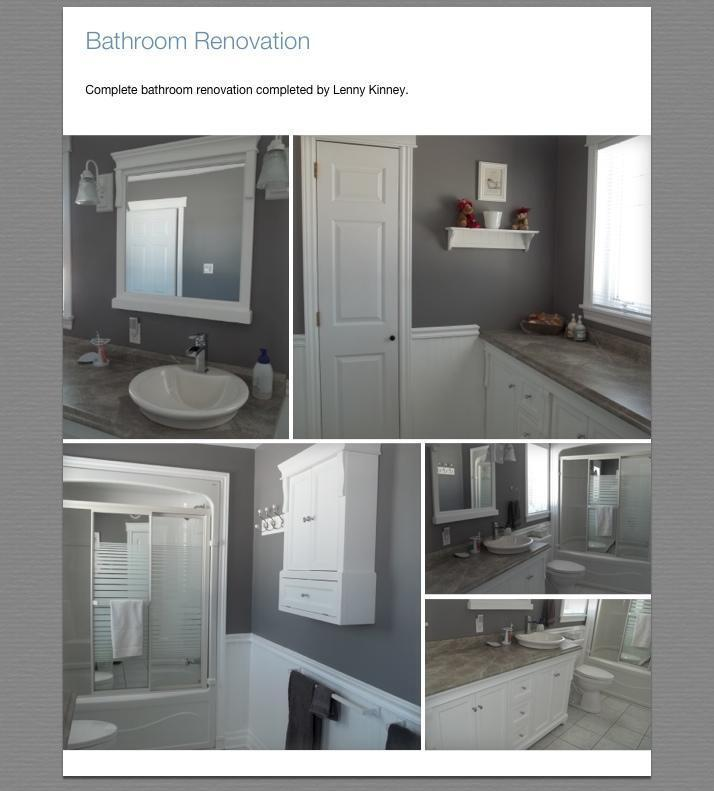 Kinneys Carpentry Renovations General Contracting Handyman Fredericton Kijiji