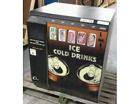 Canned drinks Vending machine