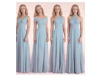 Beautiful multiway bridesmaid dress size 12