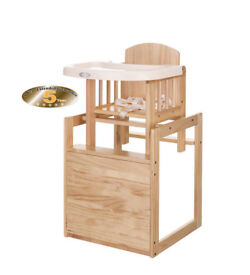 *BRAND NEW* OBaby Combination 2 in 1 Highchair/ Table and Chair
