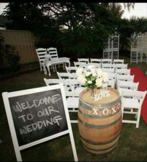 Something Borrowed Wedding and Event Hire.