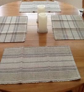 NEW PLACEMATS, TABLECLOTHS, DISH-DRYING GLOVES,& more