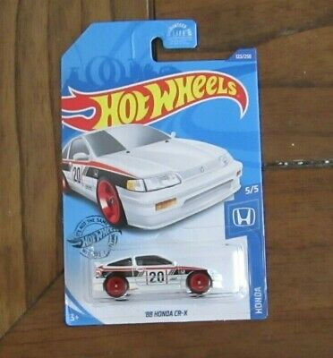 Hot Wheels 2020 Super Treasure Hunt '88 Honda CR-X