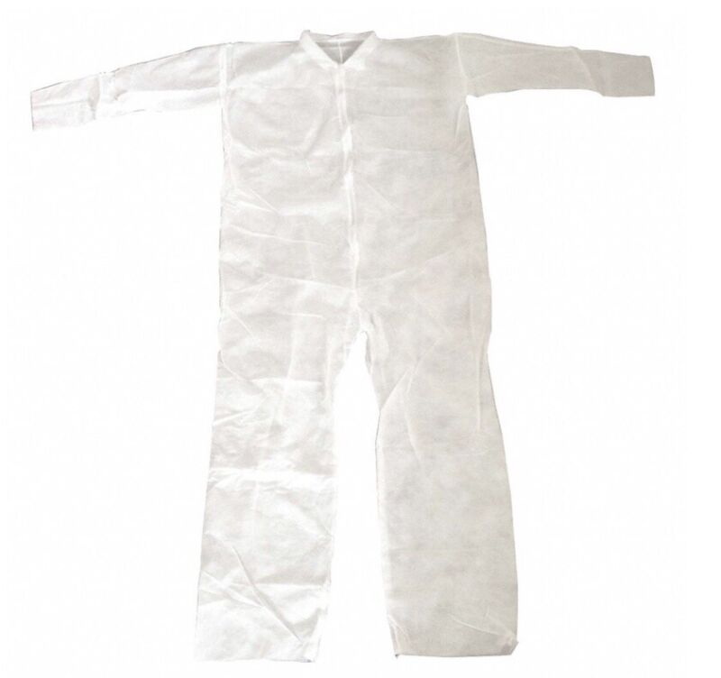 NEW Disposable Automotive Spraying Coveralls   3XL 6 Pack