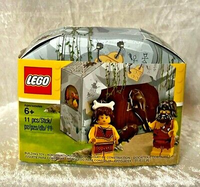 LEGO 5004936 Caveman and Woman Set - New