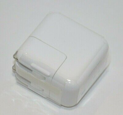 OEM GENUINE APPLE 10W USB POWER ADAPTER WALL CHARGER A1357 IPOD IPHONE IPAD NEW