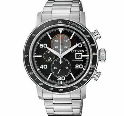 Citizen Eco-Drive Brycen Men's Chronograph Multi Dial 44mm Watch CA0641-59E  Citizen Eco Drive Chronograph Watch