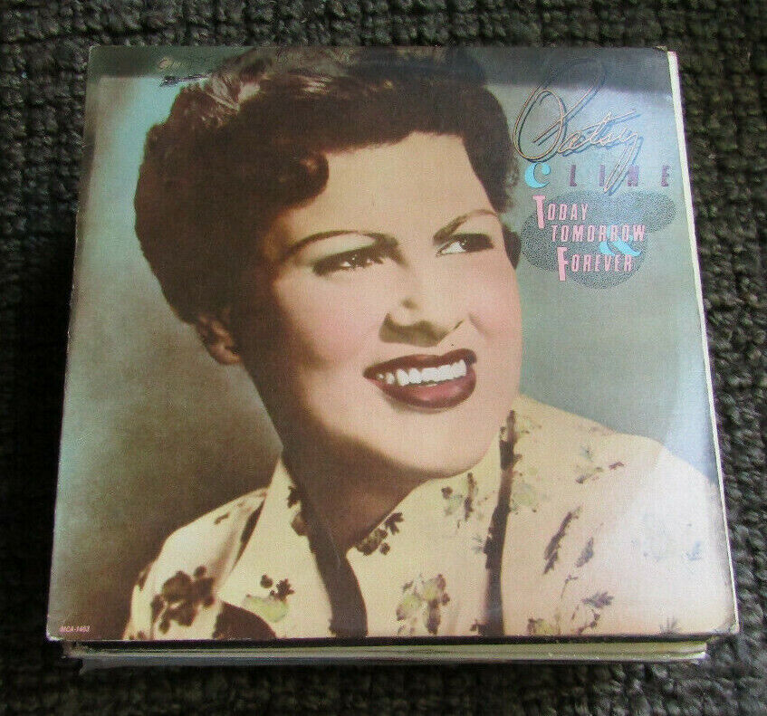 FREE 2for1 OFFER-Patsy Cline ?? Today, Tomorrow And Forever Label: MCA Records ?