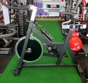 New Spin Bike, BIG 18kg Flywheel, Fully Adjustable, Console Displ Osborne Park Stirling Area Preview