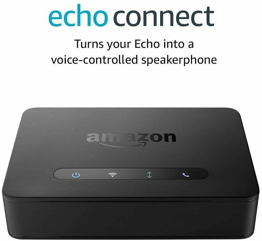 Amazon Echo Connect Turns Echo into a voice-controlled speakerphone NEW Sealed
