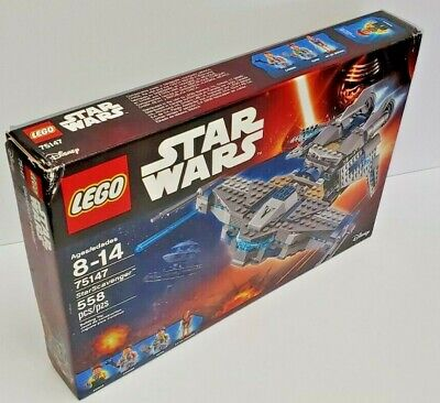 LEGO Star Wars StarScavenger (75147)