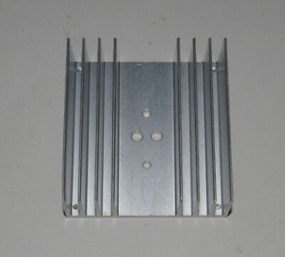 Aluminum Heat Sink 3.6 X 3.4 X 1.4 For To-3 Transistor