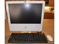 "Apple iMac 17"" Desktop - A1195 (Late 2006) Core 2 Duo iMac5,2 OS X 10.8.4"