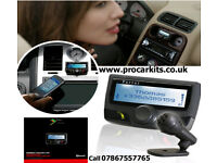 Parrot ck3100 Bluetooth handsfree carkit Dundee Glasgow Ayr edinburgh call